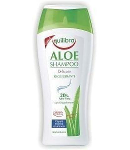 EQUILIBRA Aloesowy szampon 250ml
