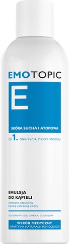 ERIS Pharmaceris E Emotopic emulsja do kąpieli 400ml