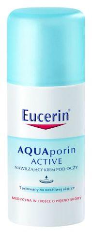 EUCERIN AQUAporin ACTIVE Krem nawilżający pod oczy 15ml