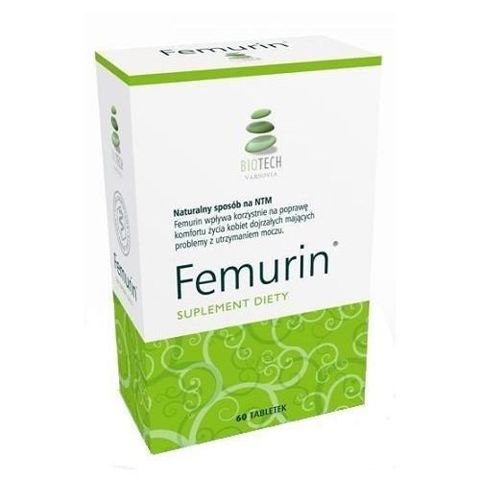 FEMURIN x 60 tabletek