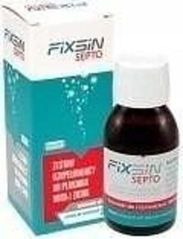 FIXSIN SEPTO Roztwór do płukania nosa i zatok 100ml