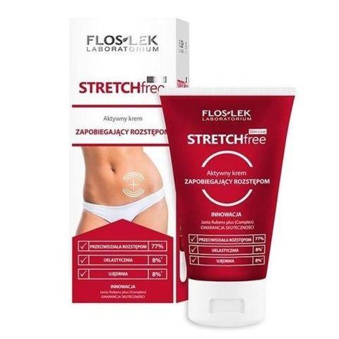 FLOSLEK Slim Line StretchFree Aktywny krem zapobiegający rozstępom 150ml