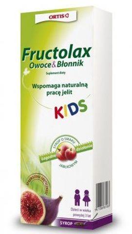 FRUCTOLAX Kids syrop 250ml