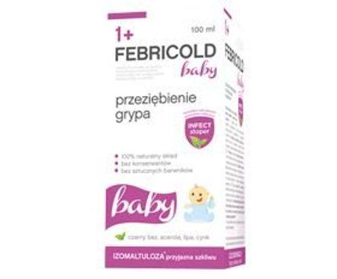 Febricold baby 1+ syrop 100ml