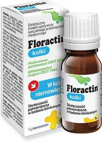 Floractin kolki krople 5ml