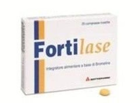 Fortilase 50mg x 20 tabletek