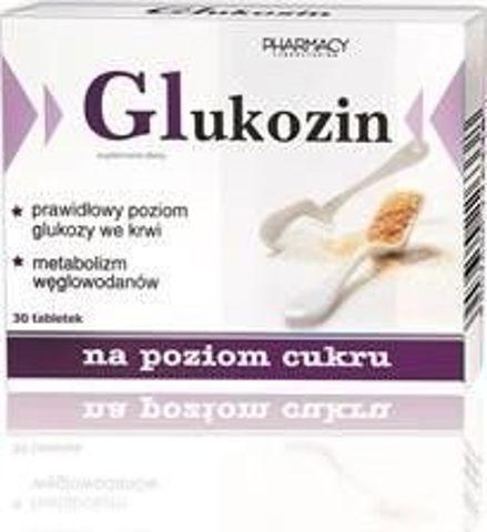 GLUKOZIN x 30 tabletek