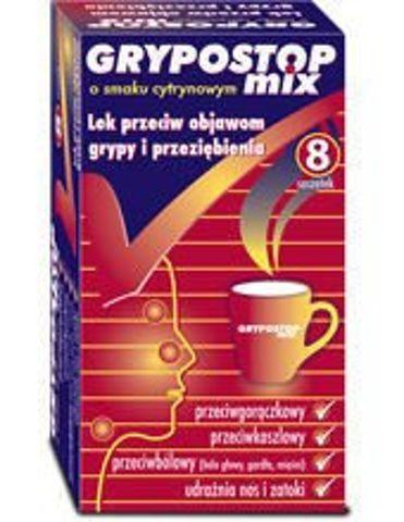 GRYPOSTOP MIX x 8 saszetek