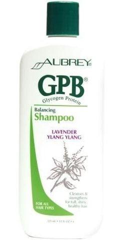 Glikogenowo - proteinowy szampon przywracający włosom równowagę o zapachu Ylang Ylang i Lawendy 325ml