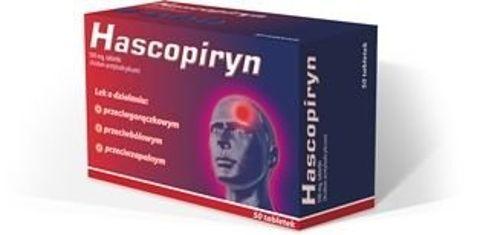 HASCOPIRYN 500mg x 50 tabletek