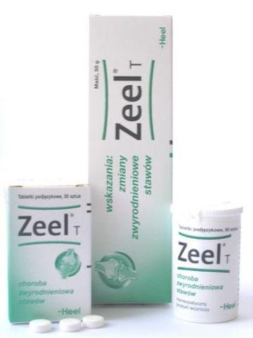 HEEL Zeel T x 50 tabl.