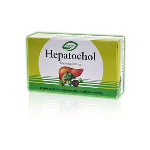 HEPATOCHOL x 30 tabletek