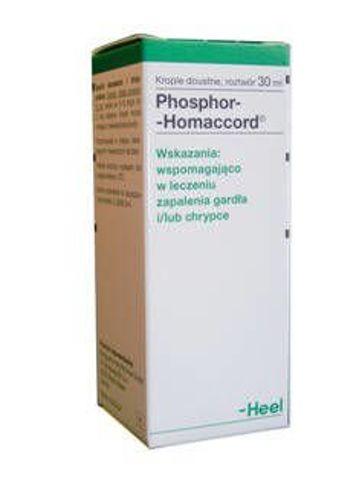 Heel Phosphor-Homaccod krople 30ml