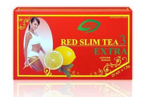 Herbatka Red Slim Tea 3 Extra 1,5g x 20 saszetek