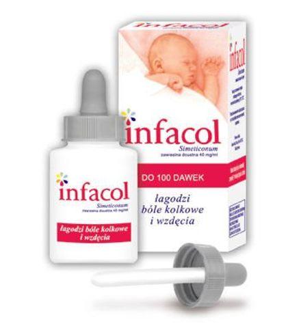 INFACOL zawiesina 50ml