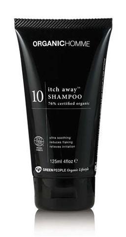 ITCH AWAY Łagodzący szampon do włosów dla mężczyzn 125ml