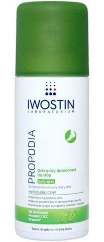 IWOSTIN PROPODIA Ochronny dezodorant do stóp 150ml