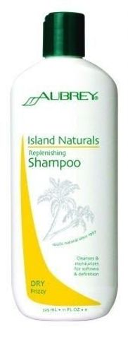 Island Naturals Odżywka do włosów suchych i puszących się 325ml