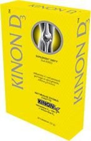KINON D3 x 30 tabletek