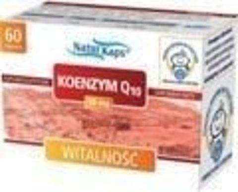 KOENZYM Q10 MITE Naturkaps 30mg x 30 kapsułek
