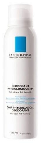 LA ROCHE Fizjologiczne PH Aerozol dezodorant 150ml