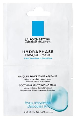 LA ROCHE HYDRAPHASE Maseczka 6ml x 2szt