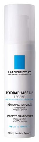 LA ROCHE HYDRAPHASE UV LEGERE krem 50ml