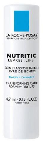 LA ROCHE NUTRITIC Sztyft do ust suchych i wrażliwych 4,7ml