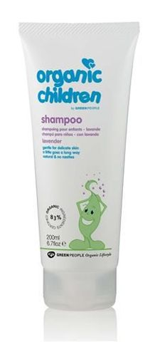 Lawendowy szampon dla dzieci 200ml