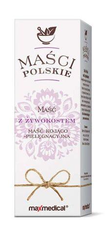 Maści Polskie Maść z żywokostem 100ml
