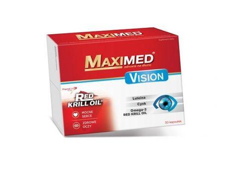 Maximed Vision x 30 kapsułek