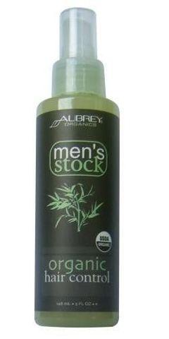 Men's Stock Organiczny spray do włosów dla mężczyzn delikatne utrwalanie 148ml