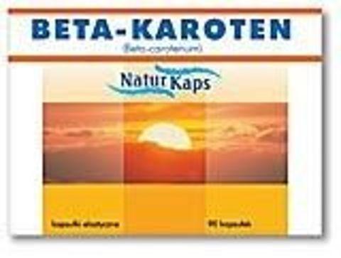 NATURKAPS Beta Karoten x 90 kaps.