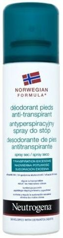 NEUTROGENA spray do stóp 150ml