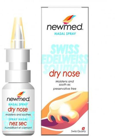 NEWMED Spray do nosa 20ml