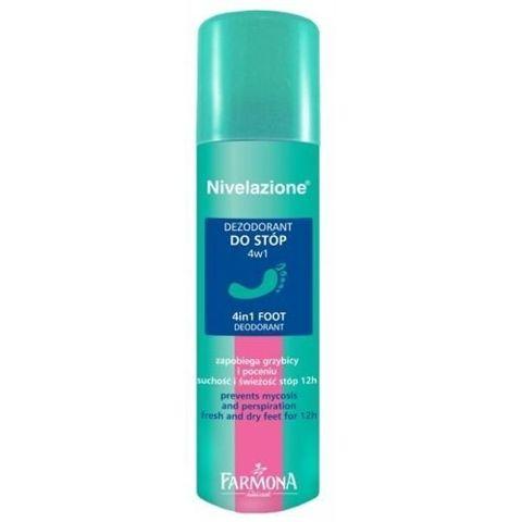 NIVELAZIONE Dezodorant do stóp 4w1 150ml
