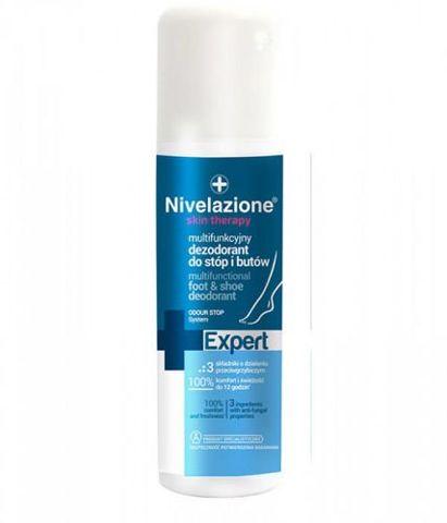 NIVELAZIONE Skin Therapy multifunkcyjny dezodorant do stóp i butów 150ml