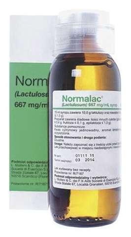NORMALAC syrop 200ml