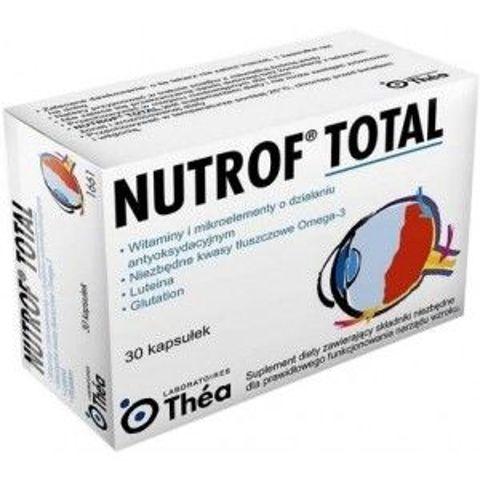 NUTROF Total x 30 kapsułek