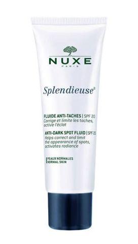 NUXE Splendieuse Fluid redukujący przebarwienia skóry SPF20 50ml - data ważności 31-07-2017r.