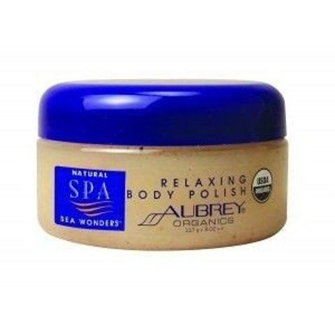 Natural Spa Sea Wonders Relaksujący scrub do ciała z solą morską 227ml