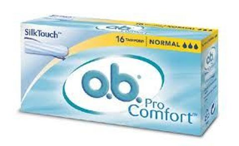 OB PROCOMFORT NORMAL x 16 tamponów