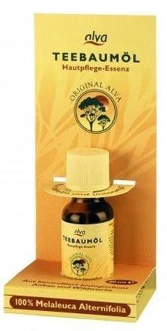 Olejek z drzewa herbacianego z kroplomierzem 20ml