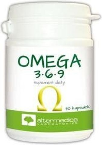Omega 3-6-9 x 30 kapsułek
