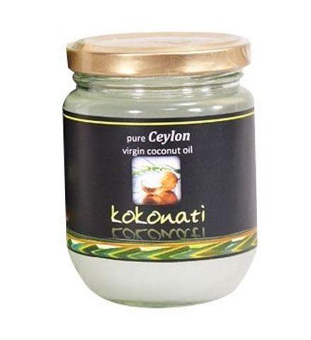 Organiczny olej kokosowy Extra Virgin Kokonati 200ml