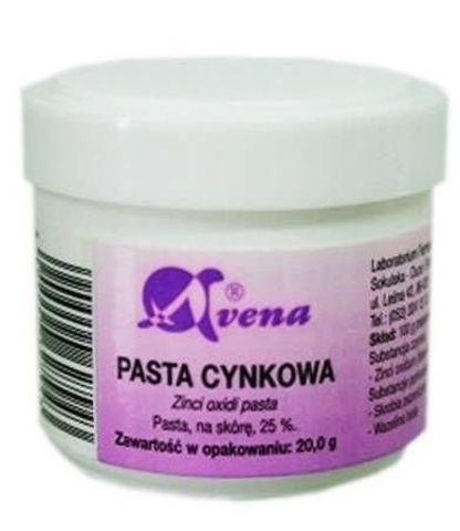 PASTA CYNKOWA 20g
