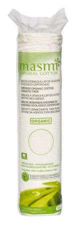 PŁATKI kosmetyczne - 100% organicznej bawełny 80 sztuk