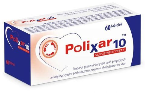 POLIXAR 10mg x 60 tabletek