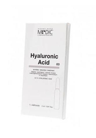 PR MEDIC Hyaluronic Acid x 7 amp.