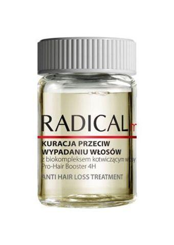 RADICAL MED Kuracja przeciw wypadaniu włosów dla mężczyzn 5ml x 15 ampułek